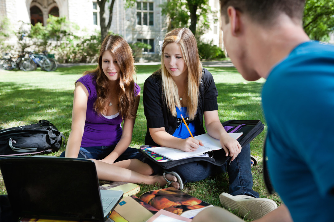 студенты 24 фото
