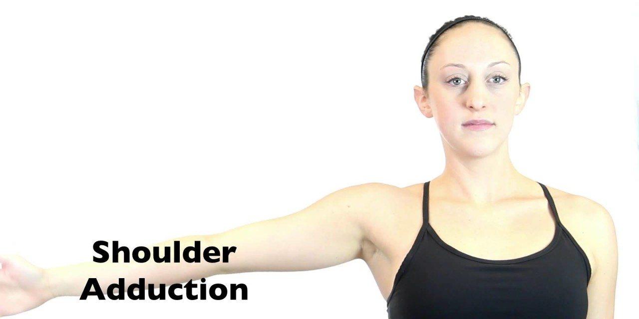 Shoulder Adduction